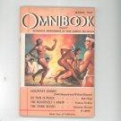 Omnibook Magazine March 1947 Vintage