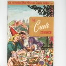 The Creole Cookbook by Culinary Arts Institute 110 Vintage Item