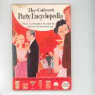 Vintage The Calvert Party Encyclopedia Limited Edition Recipes Menus Plus 1960