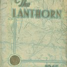 The Lanthorn 1945 Nazareth Academy Yearbook Year Book Vintage Rochester New York Advertisements