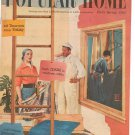 Vintage Popular Home Magazine Early Spring 1953