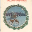 Vintage The Conservationist Magazine December January 1961 1962 Back Issue New York State