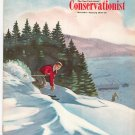 Vintage The Conservationist Magazine December January 1958 1959 Back Issue New York State