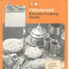 Vintage Frigidaire Electric Cooking Guide Instruction Booklet RB-530N RB-533N RBG-533N With Hang Tag