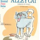 Alley Cat Sheet Music Brimhall Piano Series Omkring Et Flygel