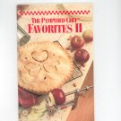 The Pampered Chef Favorites II Cookbook 1994