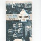 Vintage American Contract Bridge League Bulletin April 1965 Preview World Championship