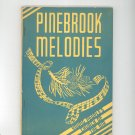 Pinebrook Melodies Young Peoples Church Of The Air Vintage 1945 Crawford