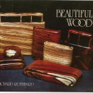 Beautiful Wood Catalog by Richard Rothbard