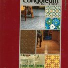 Vintage Congoleum Fine Floors 1974 Catalog Hard Cover