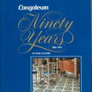 Vintage Congoleum Fine Floors 1976 Catalog Hard Cover