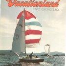 Vintage Vacationland Lake George NY Travel Brochure Summer 1974 Advertisements