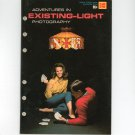 Kodak Adventures In Existing Light Photography Advanced AC-44 Vintage 1973