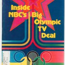 Sports Illustrated Magazine February 21 1977 NBC Big Olympic TV Deal