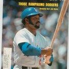 Sports Illustrated Magazine May 27 1974 Dodgers Slugging Star Jim Wynn