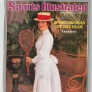 Sports Illustrated Magazine December 20 - 27 1976 Chris Evert