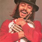 Chuck Mangione Feels So Good Souvenir Program Vintage 1978