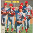 Sports Illustrated Magazine March 3 1975 Cincinnati Reds Spring Training