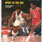Sports Illustrated Magazine March 17 1975 ACC Phil Ford