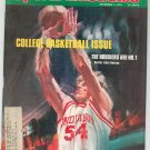Sports Illustrated Magazine December 1 1975 College Basketball Issue Hoosiers Kent Benson