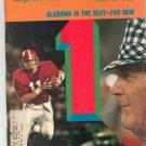 Sports Illustrated Magazine December 3 1973 Alabama Paul Bryant