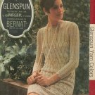 Vintage Glenspun by Jaeger Presented Exclusively by Bernat Book 149 First Printing
