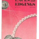 Vintage Laces And Edgings Book Number 199 Crochet