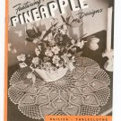 Vintage Clark's Featuring 14 New Pineapple Designs Book Number 230 Crochet