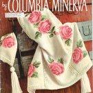 Vintage Afghans By Columbia Minerva Book Number 742