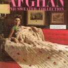 Vintage Sears Afghan And Sweater Collection 1968
