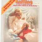 Vintage The Knack Of Knitting Brunswick Book Number 775 Learning Aid Section