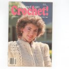 Hooked On Crochet November December 1988 Number 12 16 Great Gift Ideas