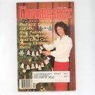 Vintage Workbasket Magazine December 1983