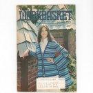 Vintage Workbasket Magazine February 1975