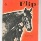 Vintage Flip Children's Book by Wesley Dennis 1966 Scholastic Book