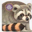 Vintage The Baby Animal Book by Daphne Davis Golden Shape Book 5916