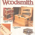 Woodsmith Magazine Back Issue Tool Chest Marquetry Box Volume 27 Number 161 October November 2005