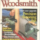 Woodsmith Magazine Back Issue Precision Tenoning Jigs Volume 28 Number 165 June July 2006