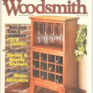 Woodsmith Magazine Back Issue Modular Wine Server Volume 27 Number 157 February March 2005