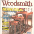 Woodsmith Magazine Back Issue Volume 28 Number 164 Nesting Tables Plus April May 2006