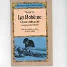 Puccini's La Boheme Giacomo Puccini Complete Italian Libretto 0486246078