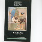 La Boheme Canadian Opera Company O'Keefe Centre  Souvenir Program
