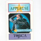 Grease Tosca Rochester Broadway Theatre League Applause Souvenir Program