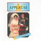 Marie Osmond The Sound Of Music Rochester Broadway Theatre League Applause Souvenir Program