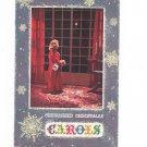 Cherished Christmas Carols Brown & Bigelow Vintage 1954 Frank Brookes Hubachek