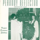 Vintage The Peabody Reflector December 1959 George Peabody College Tennessee