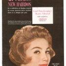Vintage 27 Fabulous New Hairdos Good Housekeeping's Beauty Editorial Sunbeam 1961