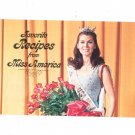 Favorite Recipes From Miss America 1972 Cookbook Campbell's Soup