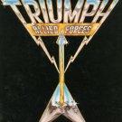 Triumph Allied Forces Souvenir Program