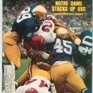 Sports Illustrated Magazine November 5 1973 Anthony Davis Notre Dame